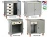 HEAVY DUTY MOBILE CABINETS