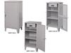 EXTRA HEAVY DUTY COUNTER HEIGHT STORAGE CABINETS