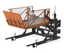 CANTILEVER SURFACE MOUNT DOCK LIFTS - S-LINE